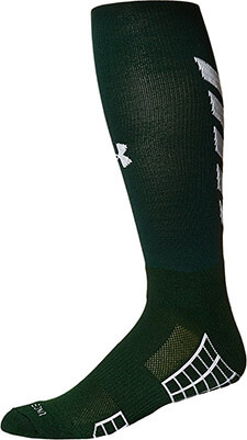 Under Armour Men's UA Soccer Solid Over-The-Calf Socks