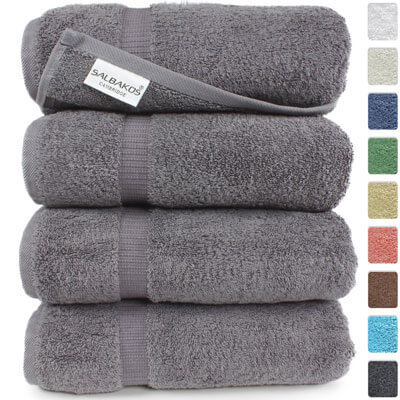 Turkish Luxury Hotel and Spa 27x54 Towel