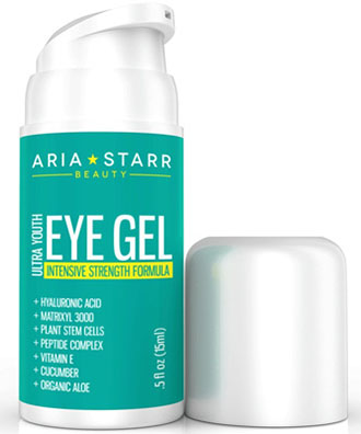 Ultra Youth Eye Cream by Aria Starr Beauty