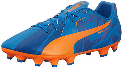 PUMA EVOSPEED Men's 4 H2H FG Soccer Cleat