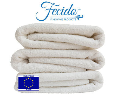 Fecido Luxury Hotel and Spa Bath Towels