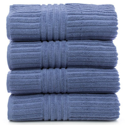 Luxury Hotel and Spa 100 Percent Genuine Turkish Cotton Towel Set