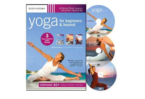 Top 10 Best Yoga DVD for Beginners in 2019 Reviews