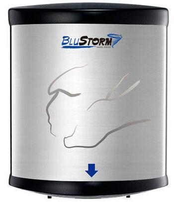 Palmer Fixture Blue Storm Hand Dryer