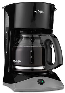 Mr. Coffee SK13 12-Cup Coffee Machine