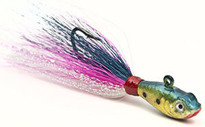 3D Eye Bucktail Jig
