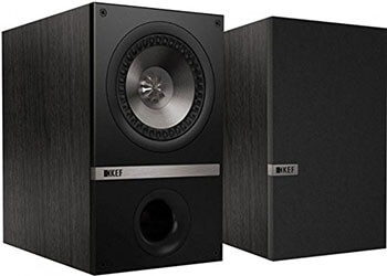 KEF Q100B Shelf Speakers