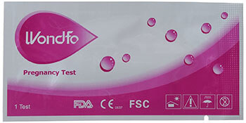 Wondfo Pregnancy Test Strips