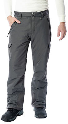 Arctix Snowsports Cargo Pants for Men