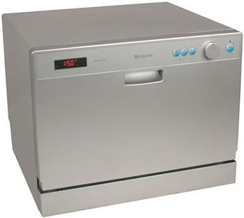 EdgeStar DWP61ES Silver Dishwasher