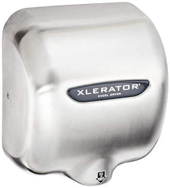 XLERATOR XL-SBX Quiet Automatic Hand Dryer