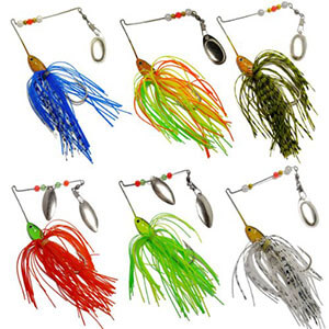 Hard Spinner Lure