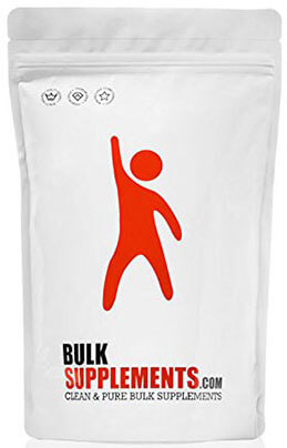 BulkSupplements CLEAN Whey Protein Powder Isolate 90%