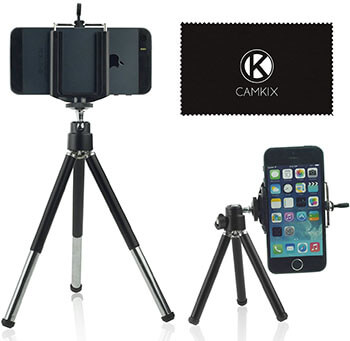 CamKix Universal Adjustable Tripod Kit
