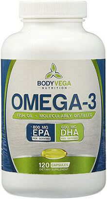 Omega 3 Fish Oils Pills