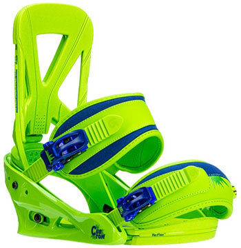 Burton Custom 2018 Snowboard Bindings