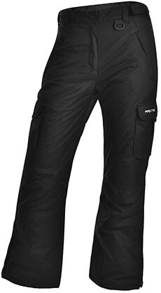 Arctix Snow Pants Womens Cargo
