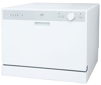 spt sd2202w portable dishwasher - Portable Dishwasher