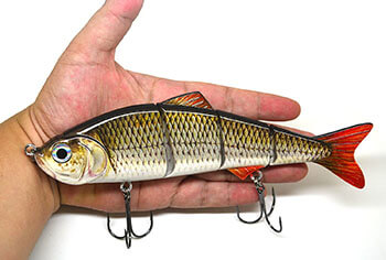 Multi Jointed Swimbait Fishing Lures