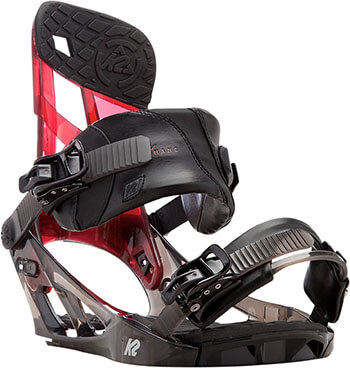 K2 Hurrithane Snowboard Binding for Men