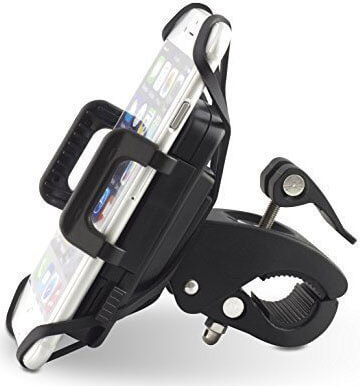 Gear Beast Secure Grip Smartphone Bike Phone Mount