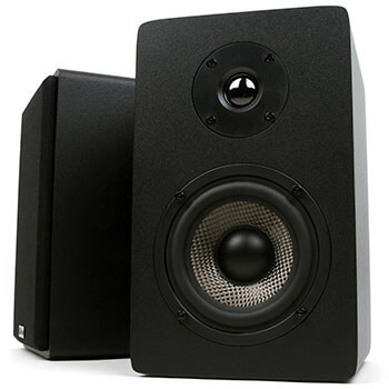 Micca PB42X Shelf Speakers