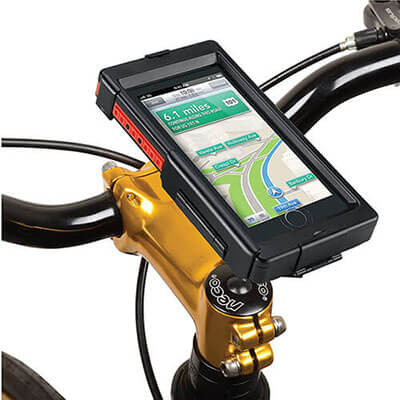 Tigra BikeConsole iPhone 6+ Bike Holder