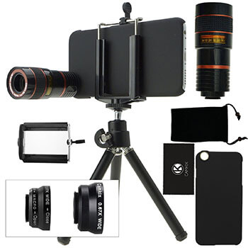 CamKix iPhone 6 Lens Kit