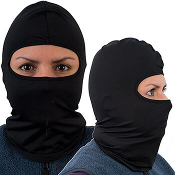 Fitabolism 2 Pack Black Ski Mask