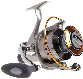 Yoshikawa Bait-feeder Fishing Reel