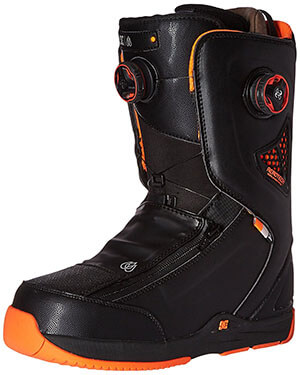 DC Travis Rice Men's Boots
