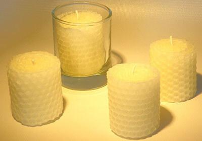 Bluecorn Naturals Honeycomb Beeswax