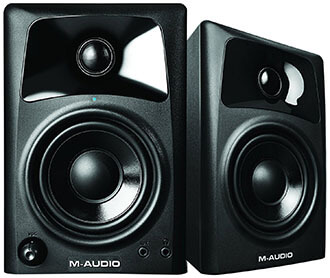 M-Audio AV32 with 3 inch Woofer