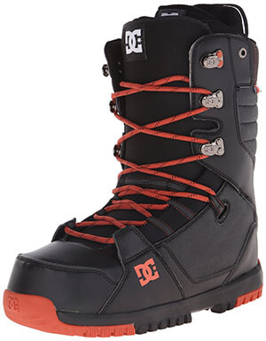 DC Mutiny Men's Boot