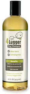 4-Legger Organic Dog Shampoo