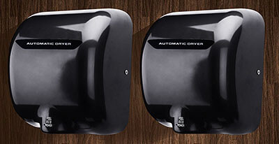 Tek Motion Stainless Steel Commercial Hand Dryer