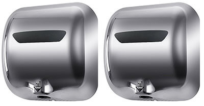 Tek Motion Silver White Premium Quality Hand Dryer