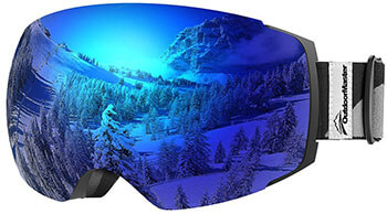 OutdoorMaster Ski Goggles