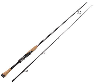 Graphite Spinning Fishing Rod
