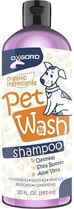 Organic Oatmeal Dog Shampoo