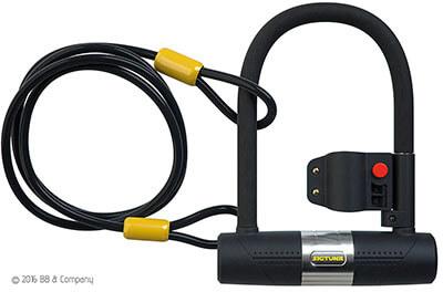 SIGTUNA Bike locks Heavy-Duty Bike Lock with U Lock