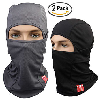 Dimples Excel 2-Pack Balaclava