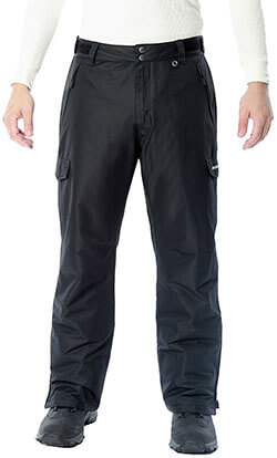 Arctix Waterproof SkiGear Snow Pants for Men