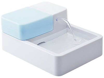 Homdox Automatic Electric Water Fountain