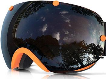 Zionor Lagopus Snowmobile Snowboard Skate Ski Goggles