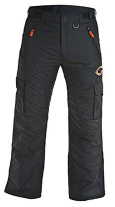 Arctix Chicago Bears Cargo Snow Pants