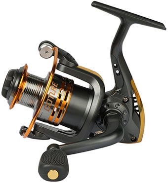 Pisfun Saltwater and Freshwater Spinning Reel