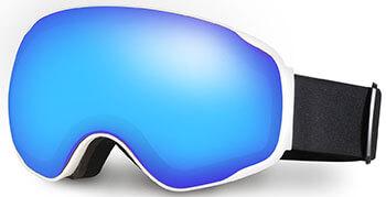 HiCool 2019 Version Ski Goggles Windproof Anti Fog UV Protection Snow Sports goggle
