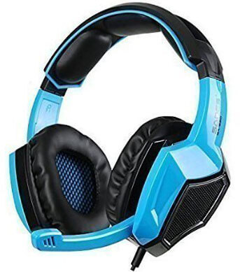 Sades 5 in 1 Stereo Gaming Headset