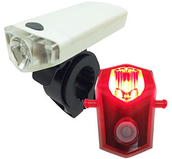 Yalumi Bike Light Set